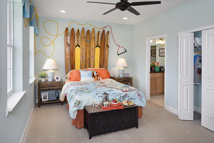 Festival Imagine Bedroom, Festival, Minto Resorts Davenport, Florida, USA