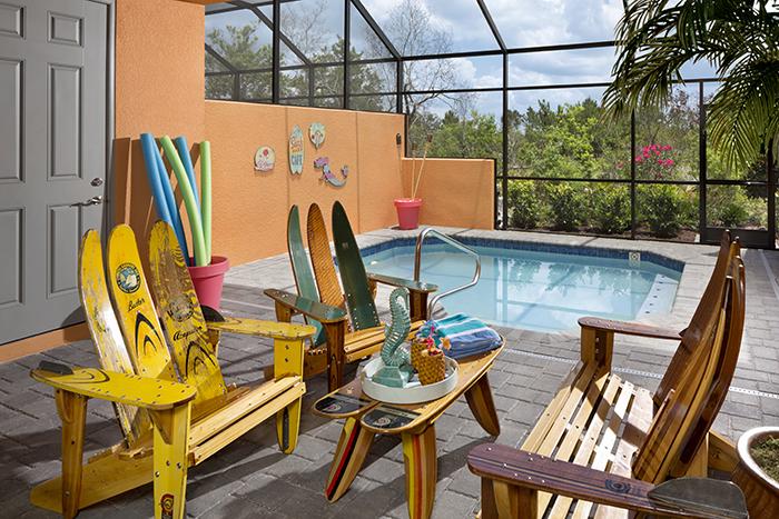 Festival Imagine Pool, Festival, Minto Resorts Davenport, Florida, USA