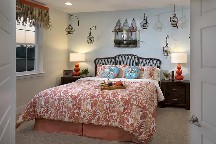 Festival Jubilee Master Bedroom, Festival, Minto Resorts Davenport, Florida, USA