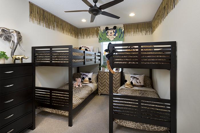 Festival Jubilee Secondary Bedroom, Festival, Minto Resorts Davenport, Florida, USA