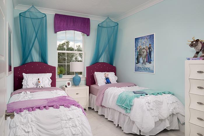 Festival Marvel Girl Room, Festival, Minto Resorts Davenport, Florida, USA