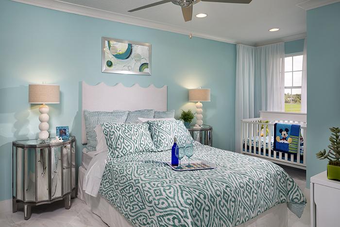Festival Marvel Secondary Bedroom, Festival, Minto Resorts Davenport, Florida, USA