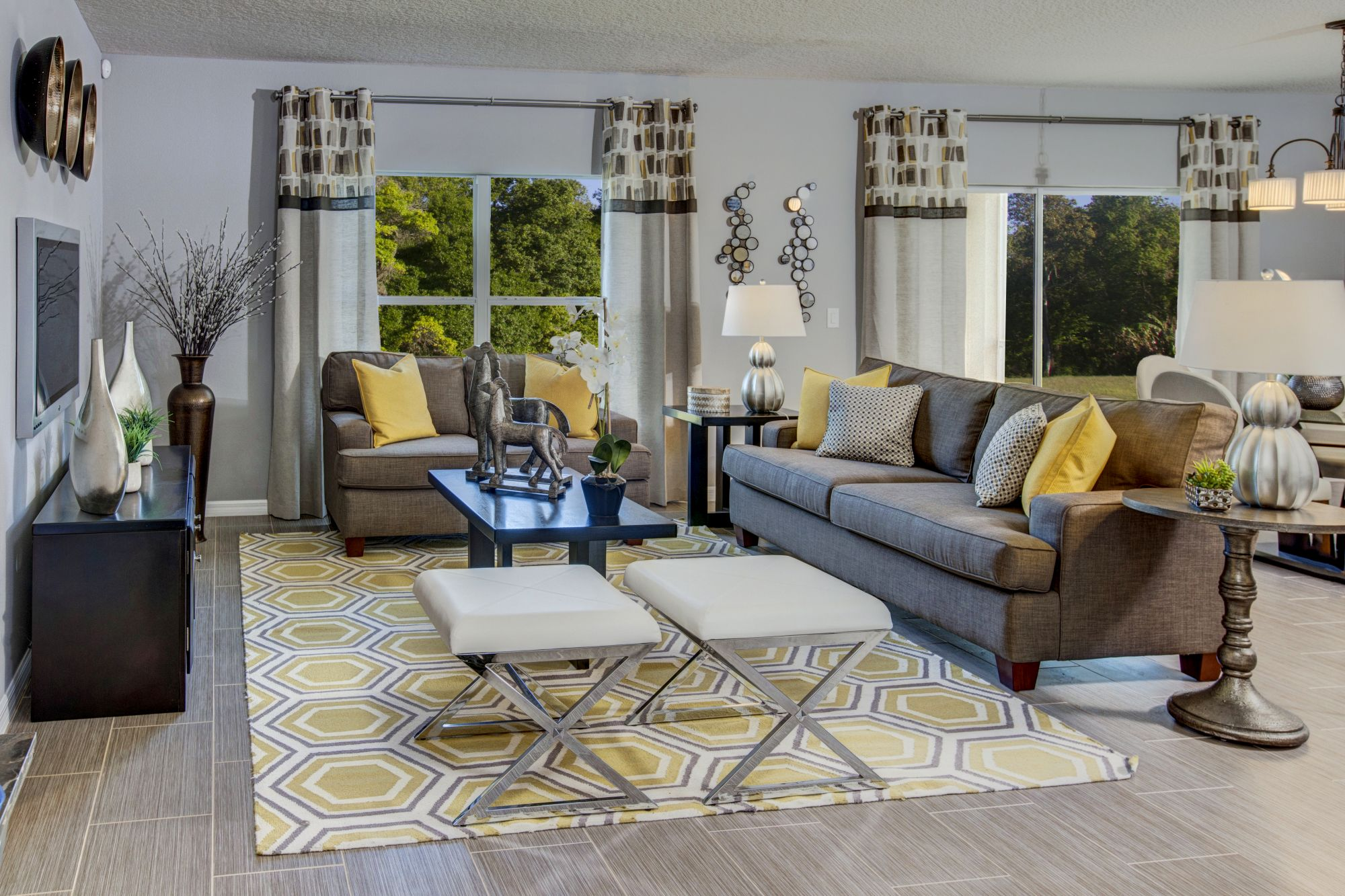 Westmorly Living Room Marbella Resort Davenport, Florida