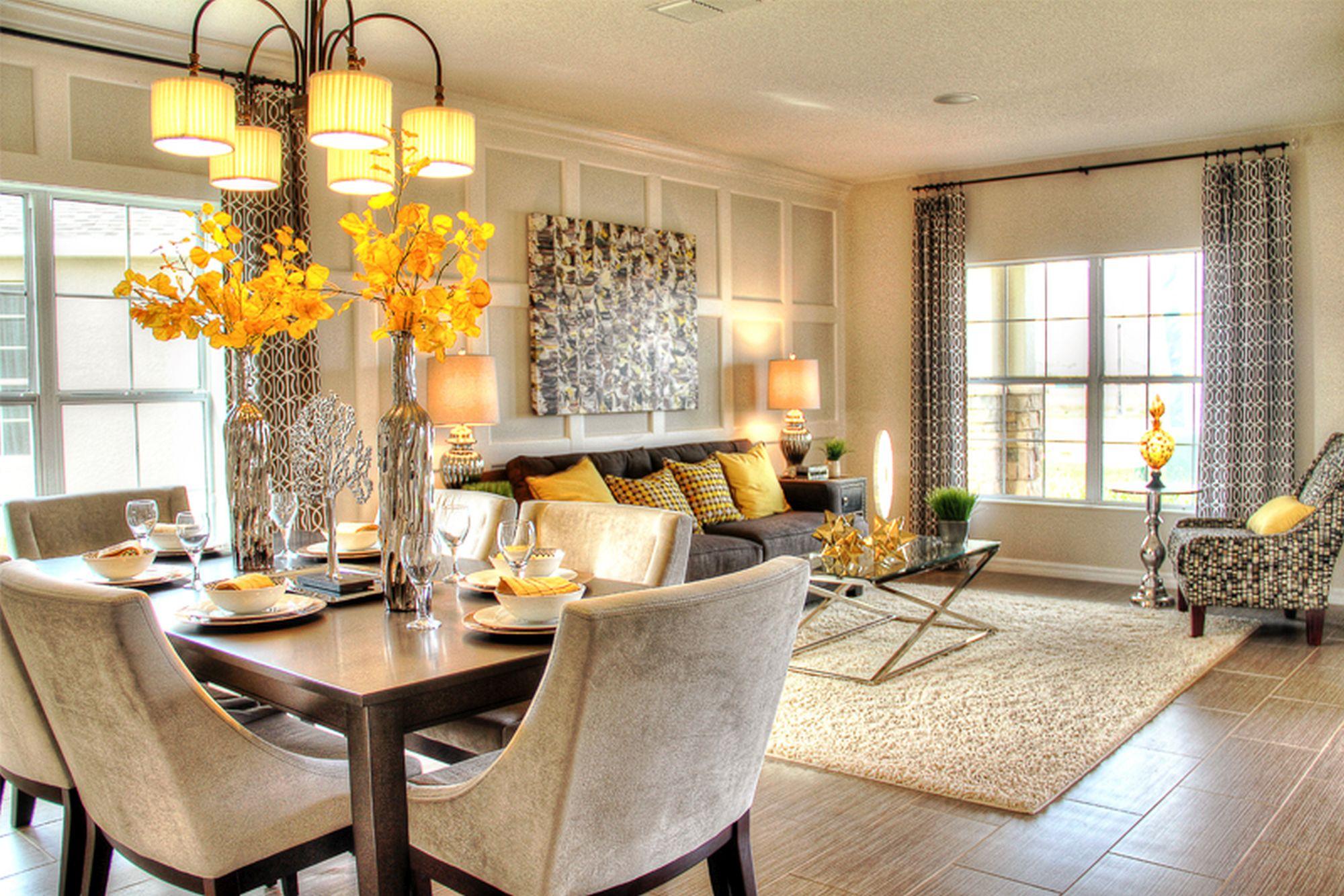 Westmorly Dining Room Marbella Resort Davenport, Florida